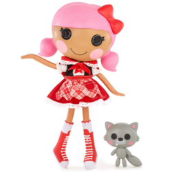 Scarlet Riding Hood Large Doll