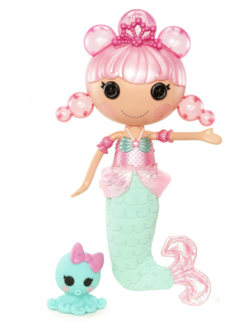 Pearly Seafoam Large Doll