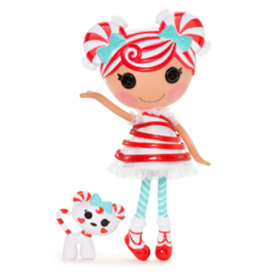 Mint E. Stripes Large Doll