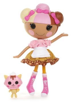 Scoops Waffle Cone Large Doll