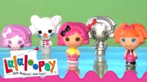Video explicativo - Lalaloopsy Micro Figurines