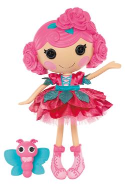 Rosebud Longstem Large Doll