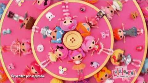 Bandai Muñecas Lalaloopsy y Lalaloopsy Babies