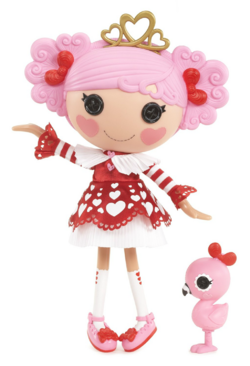 Queenie Red Heart Large Doll