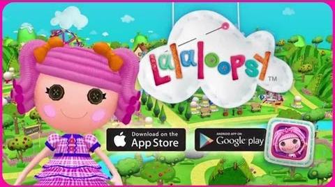 Lalaloopsy 3D Land Gameplay