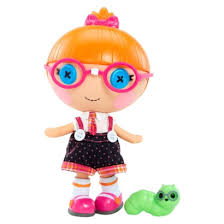 Specs Reads-a-Lot Littles Doll