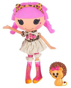 Kat Jungle Roar Large Doll
