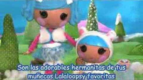 Bandai España - Lalaloopsy Littles (demostración subtitulada)
