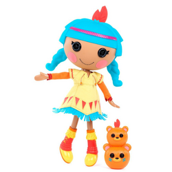 Feather Tell-a-Tale Large Doll