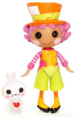 Wacky Hatter Mini Doll