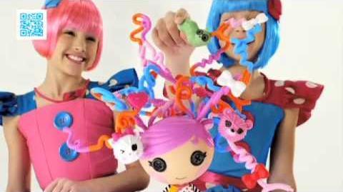 Lalaloopsy Littles (Clásicas y Silly Hair)