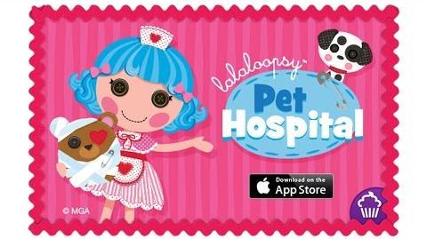 Cupcake Digital - Lalaloopsy Pet Hospital