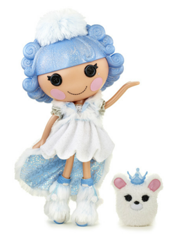 Ivory Ice Crystals Large Doll