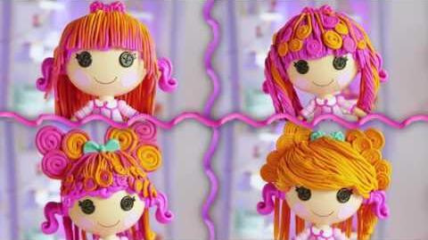 Lalaloopsy Hair Dough