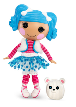 Mittens Fluff 'N' Stuff Large Doll