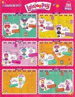 Minis Mystery Purse Checklist S4 (cz2)