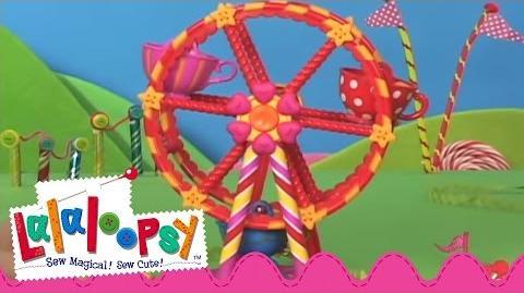 Mini Lalaloopsy Ferris Wheel