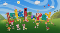 Lalaloopsy - Title Screen