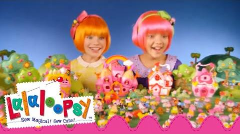Lalaloopsy Tinies TV Commercial