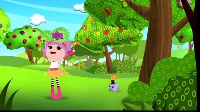 Lalaloopsy (Serie animada)