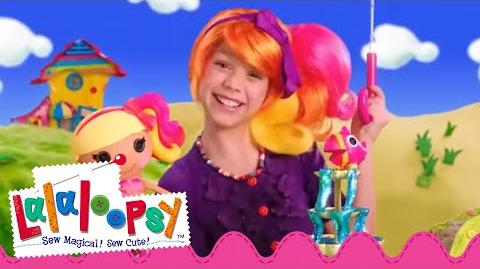 Lalaloopsy Commercial
