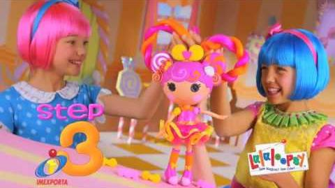 Imexporta - Lalaloopsy Stretchy Hair