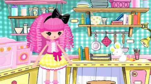 Lalaloopsy Girls - Crumbs Sugar Cookie