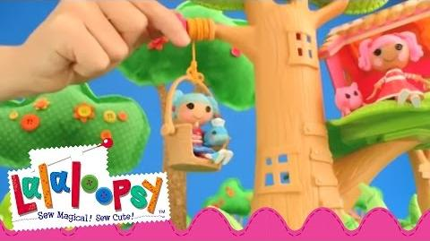 Mini Lalaloopsy Treehouse