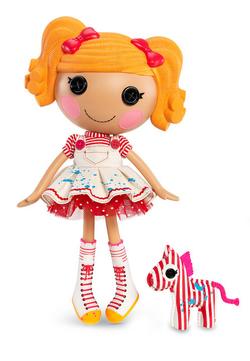 Spot Splatter Splash Large Doll