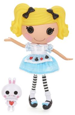 Alice in Lalaloopsyland Large Doll