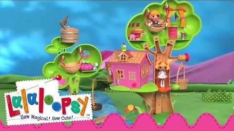 Mini Lalaloopsy Treehouse Informativo