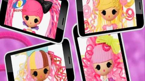 Imexporta - Lalaloopsy Girls Crazy Hair