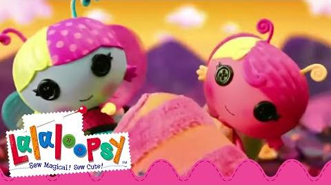Lala-Oopsie Littles Fairies Commercial