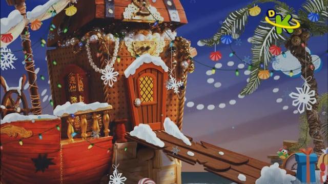 Lalaloopsy Cancion de navidad