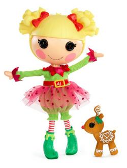 Holly Sleighbells Large Doll