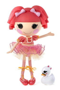Tippy Tumblelina Large Doll