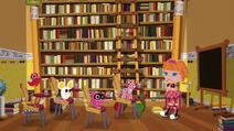 LTV Librería Salón de clase