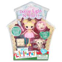 Dollop light n fluffy box