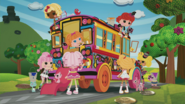 LBT Show Bus