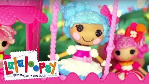 Lalaloopsy Musical Cake Playset - Commercial