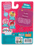 Sticks Boom Crash Mini Doll boxback