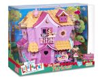 Mini Lalaloopsy - Sew Sweet Playhouse (2014 re-release) - box