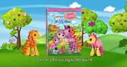 Movie - Lalaloopsy Ponies The Big Show - DVD promo