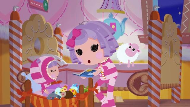 Lalaloopsy TV - Beds are for Sleeping