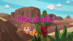Horse play title card