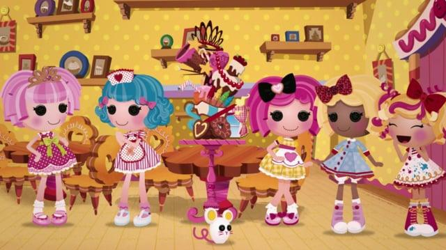 Wont Let A Little Rain Get In My Way Lalaloopsy Land Wiki