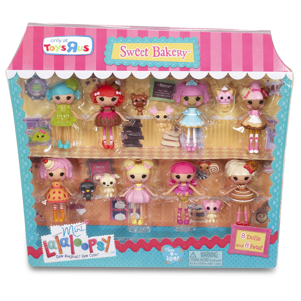 Lalaloopsy Toy Food : Image sweet bakery pk tru exclusive g lalaloopsy