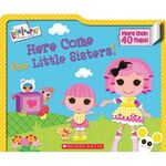 Here comes the little sistsers book