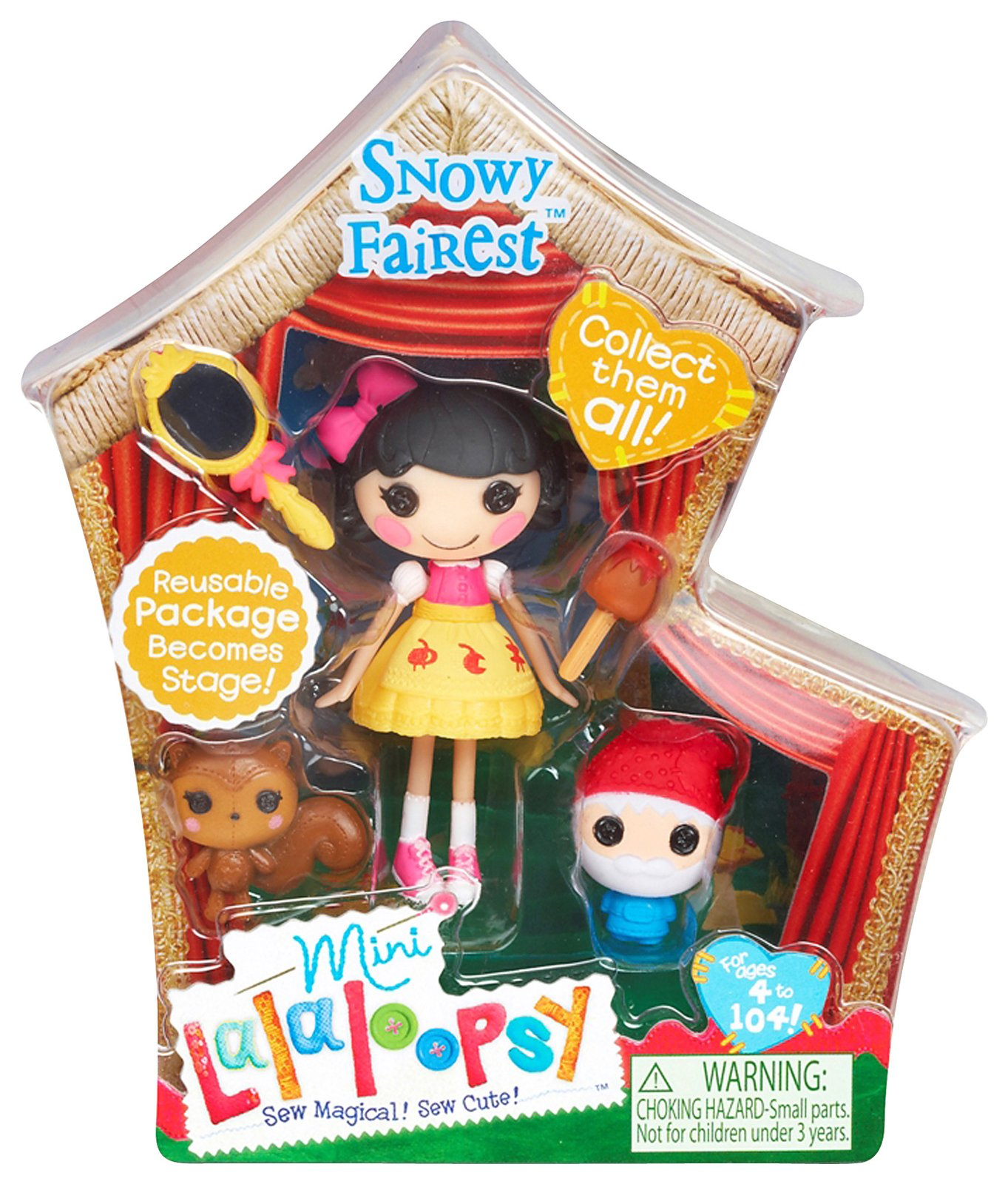 Lalaloopsy Toy Food : Snowy fairest merchandise lalaloopsy land wiki fandom