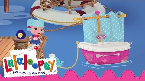 Sea Skills with Marina Anchors Lalaloopsy